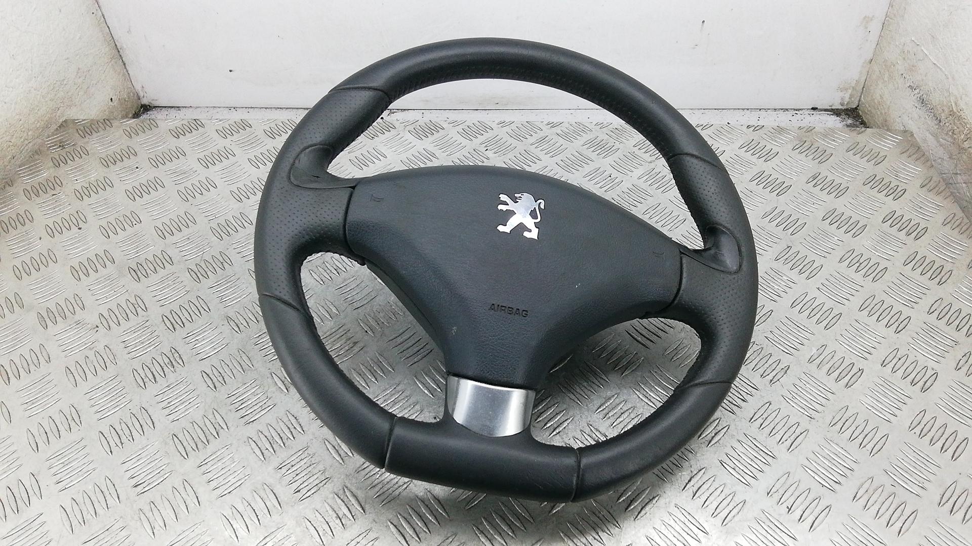 Рулевое колесо, PEUGEOT, 3008, 2011
