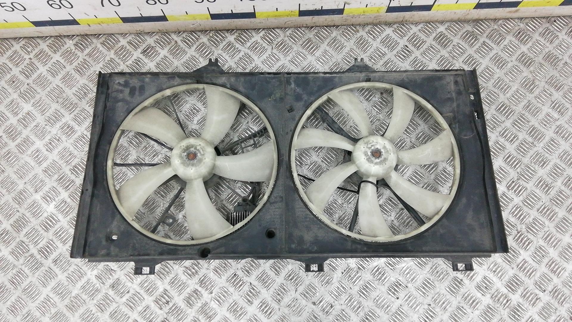 Вентилятор радиатора, TOYOTA, CAMRY V4, 2009