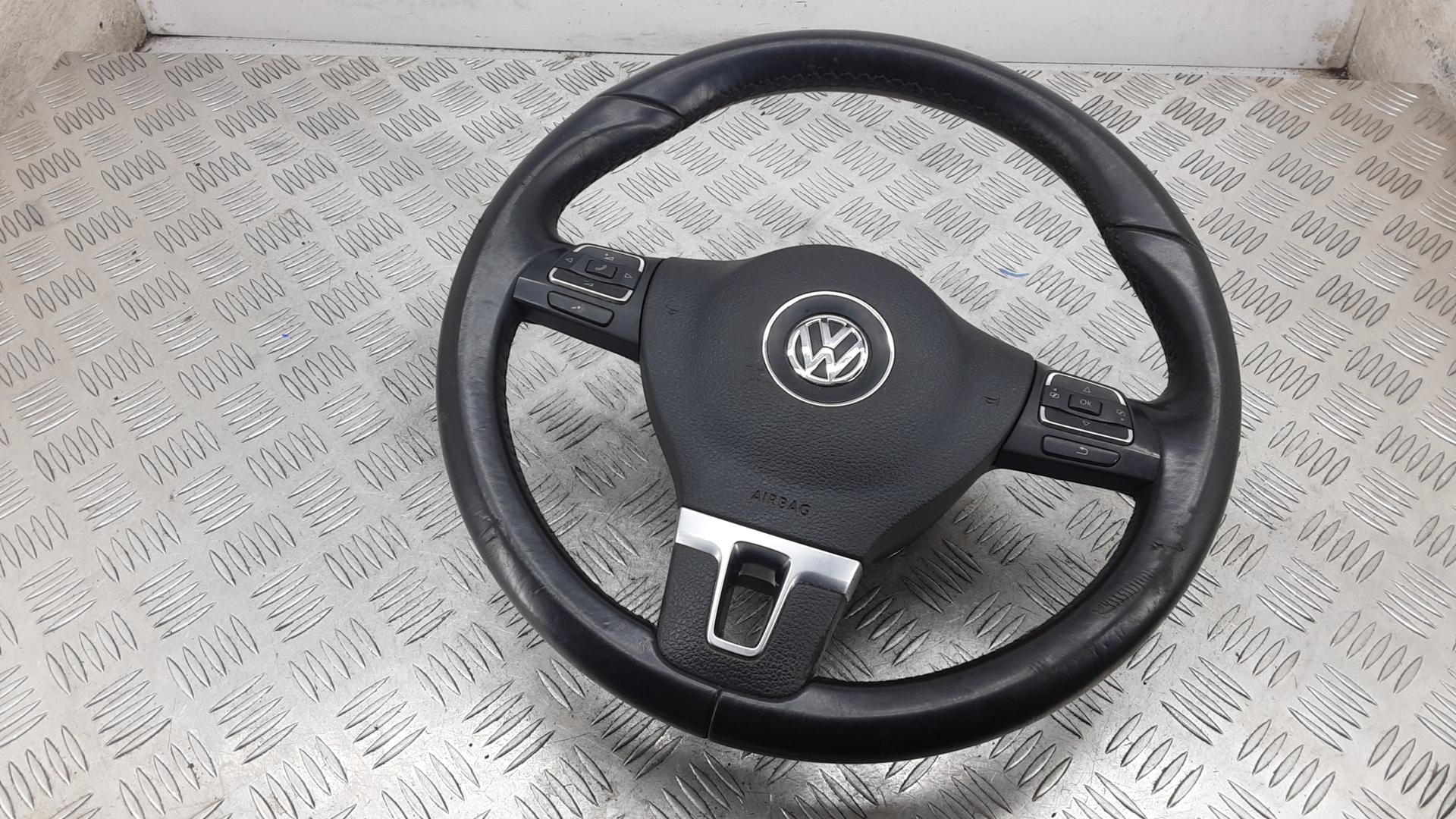 Рулевое колесо, VOLKSWAGEN, PASSAT B7, 2011