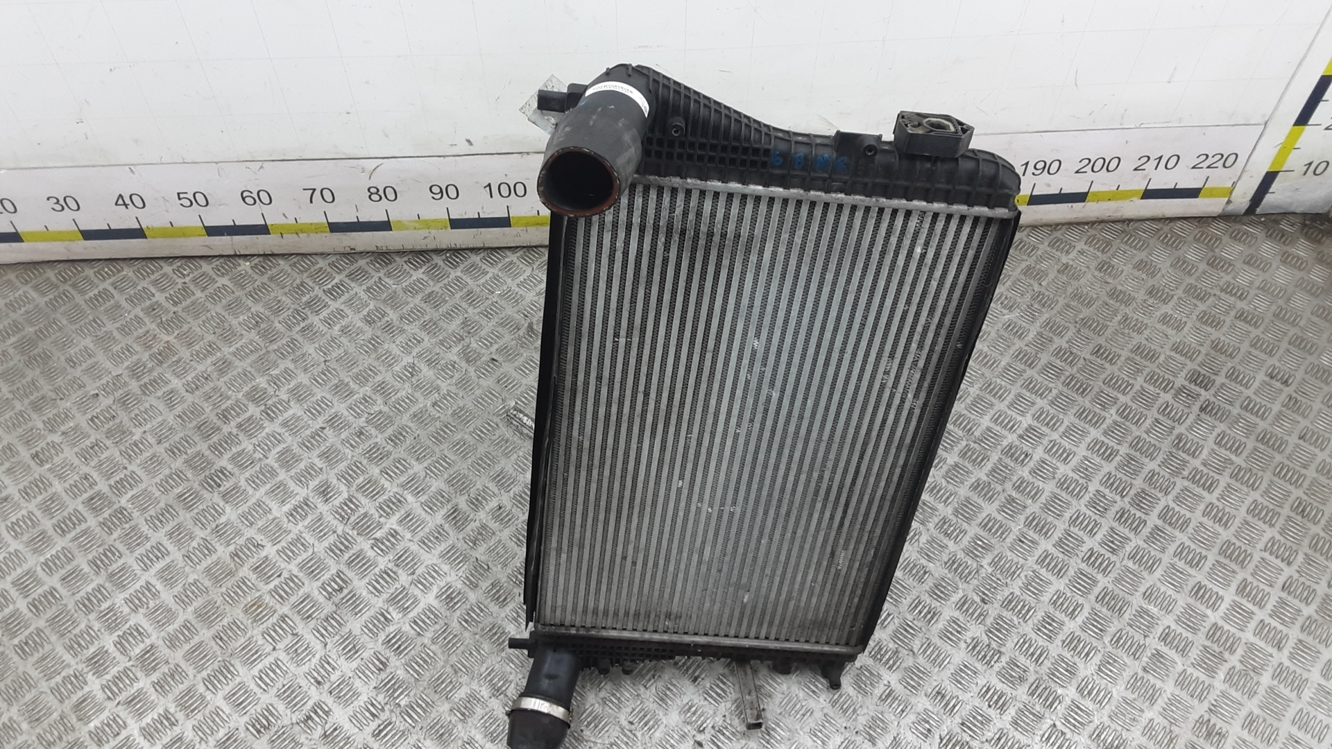 Радиатор интеркуллера, SKODA, OCTAVIA A5, 2011