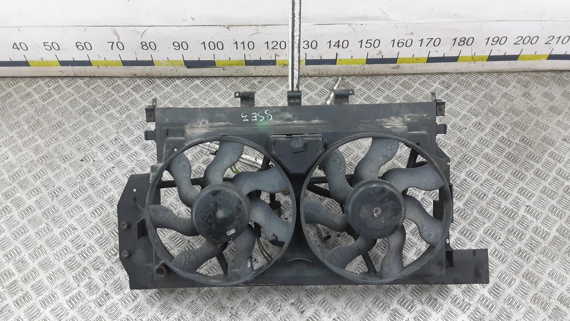 Вентилятор радиатора, CITROEN, XANTIA 2, 1999