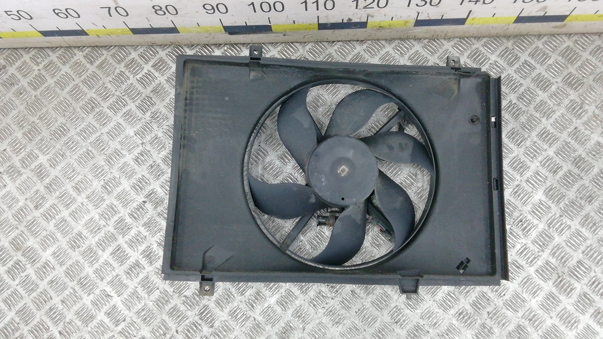 Вентилятор радиатора, VOLVO, V40 VW, 2001