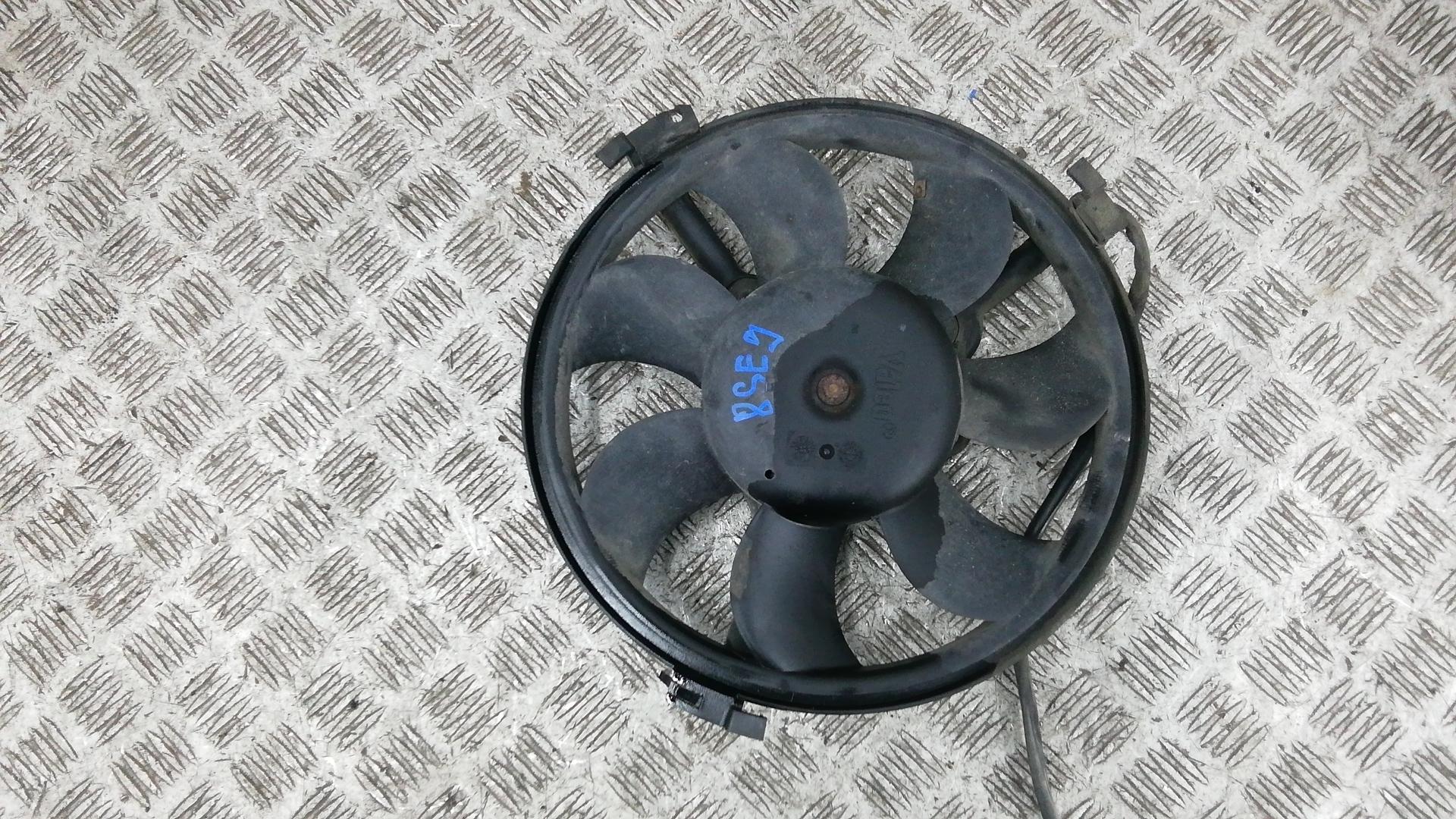 Вентилятор радиатора, VOLKSWAGEN, PASSAT B5, 1998