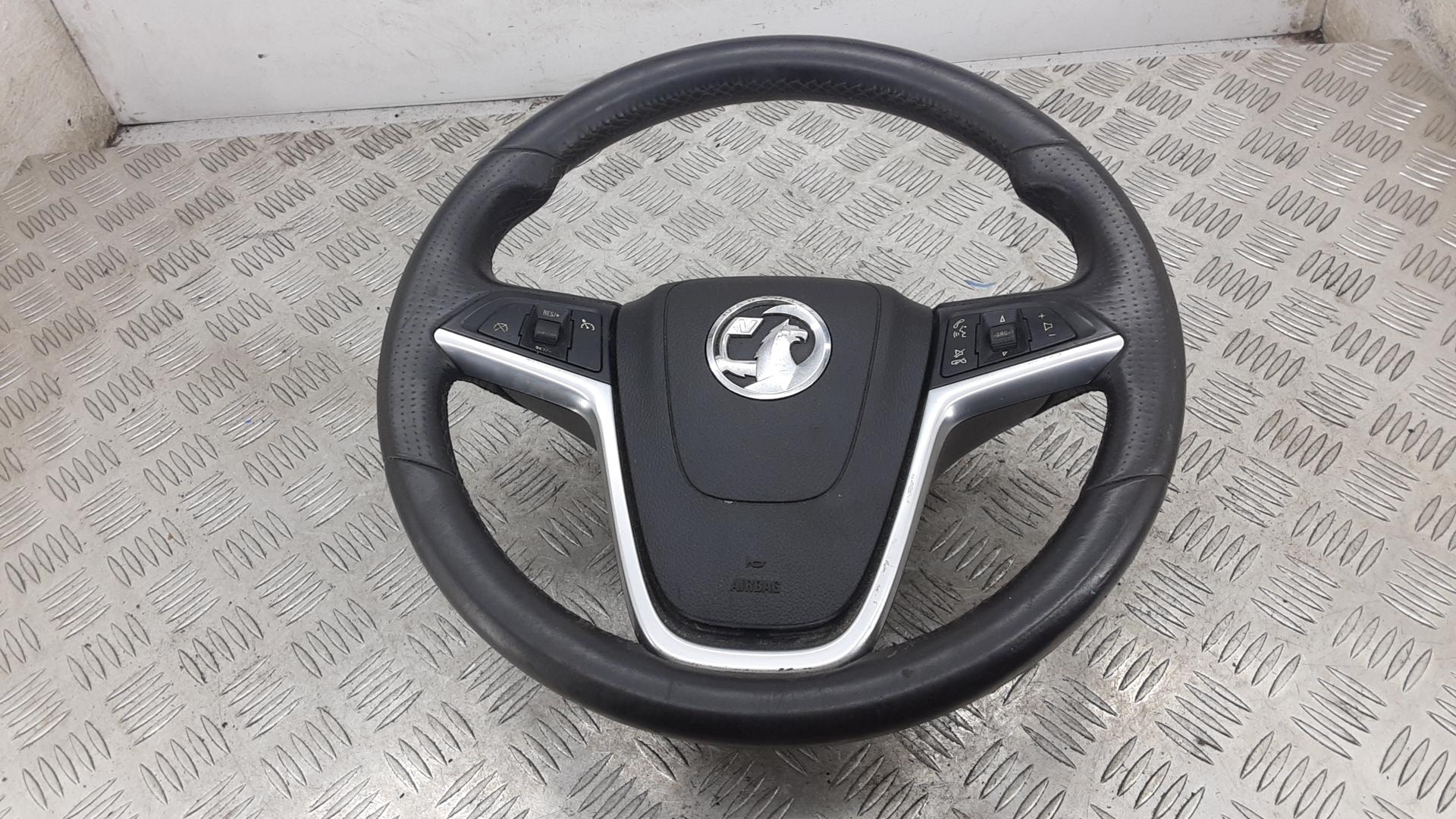 Рулевое колесо, OPEL, INSIGNIA, 2009