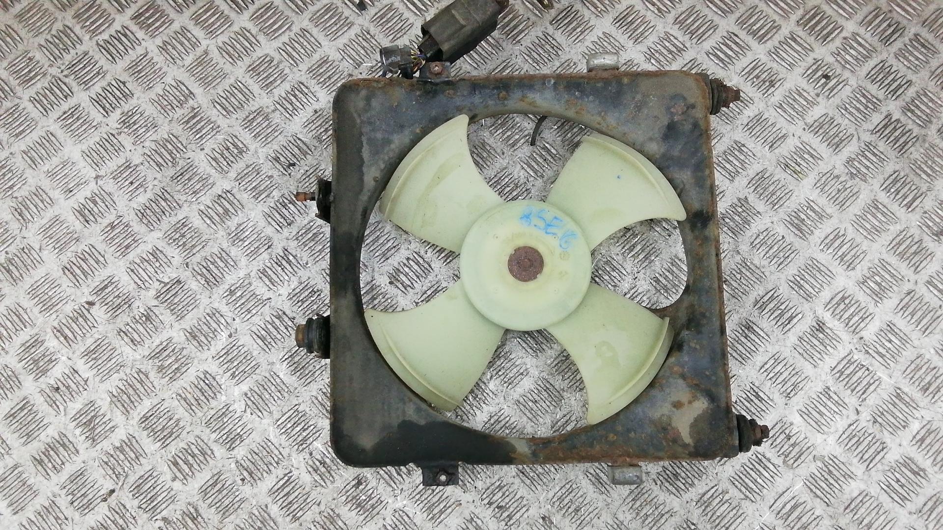Вентилятор радиатора, HONDA, CIVIC 6, 1998