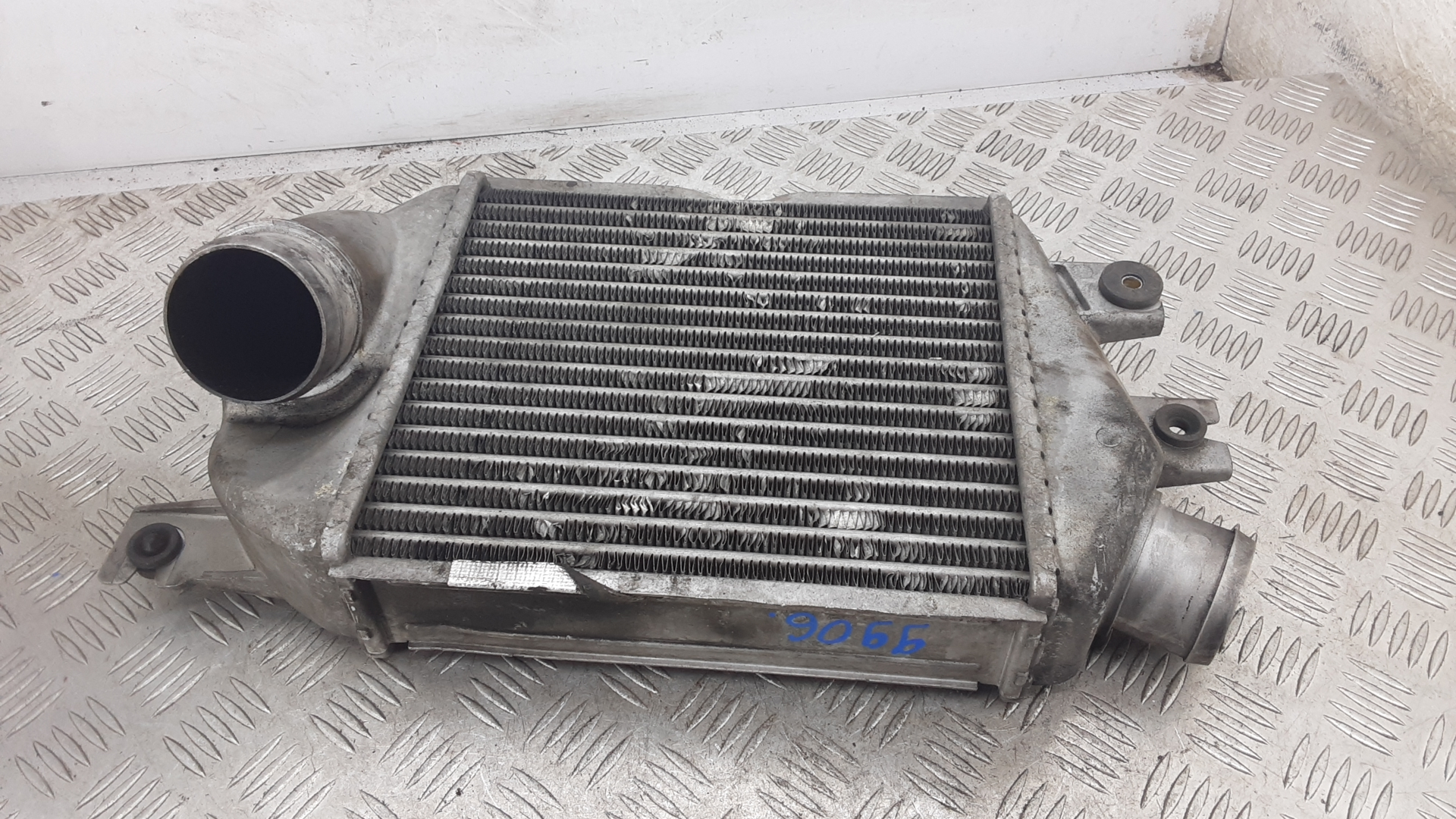 Радиатор интеркуллера, SUBARU, IMPREZA 3, 2009