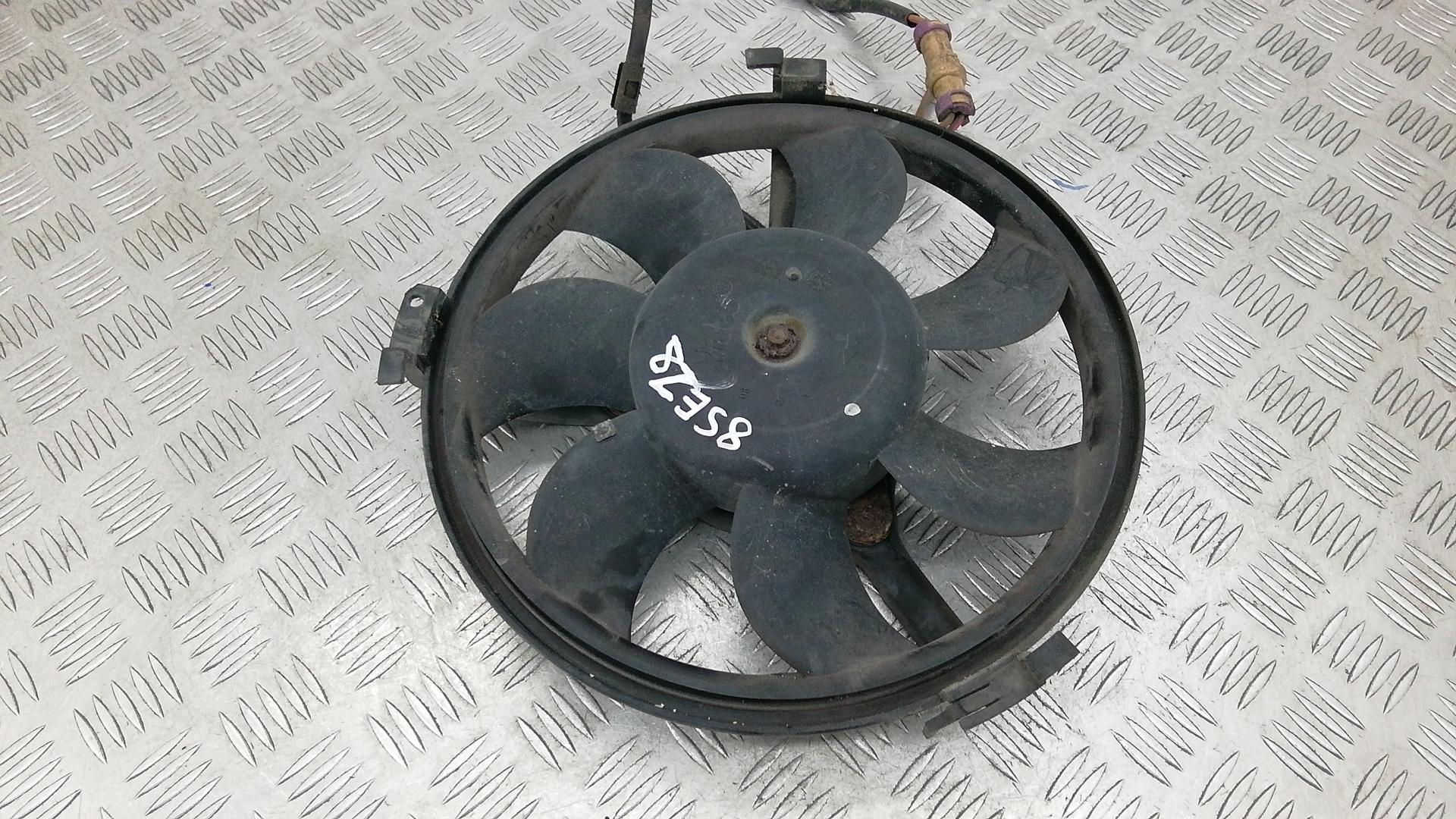 Вентилятор радиатора, AUDI, A4 B5, 1996