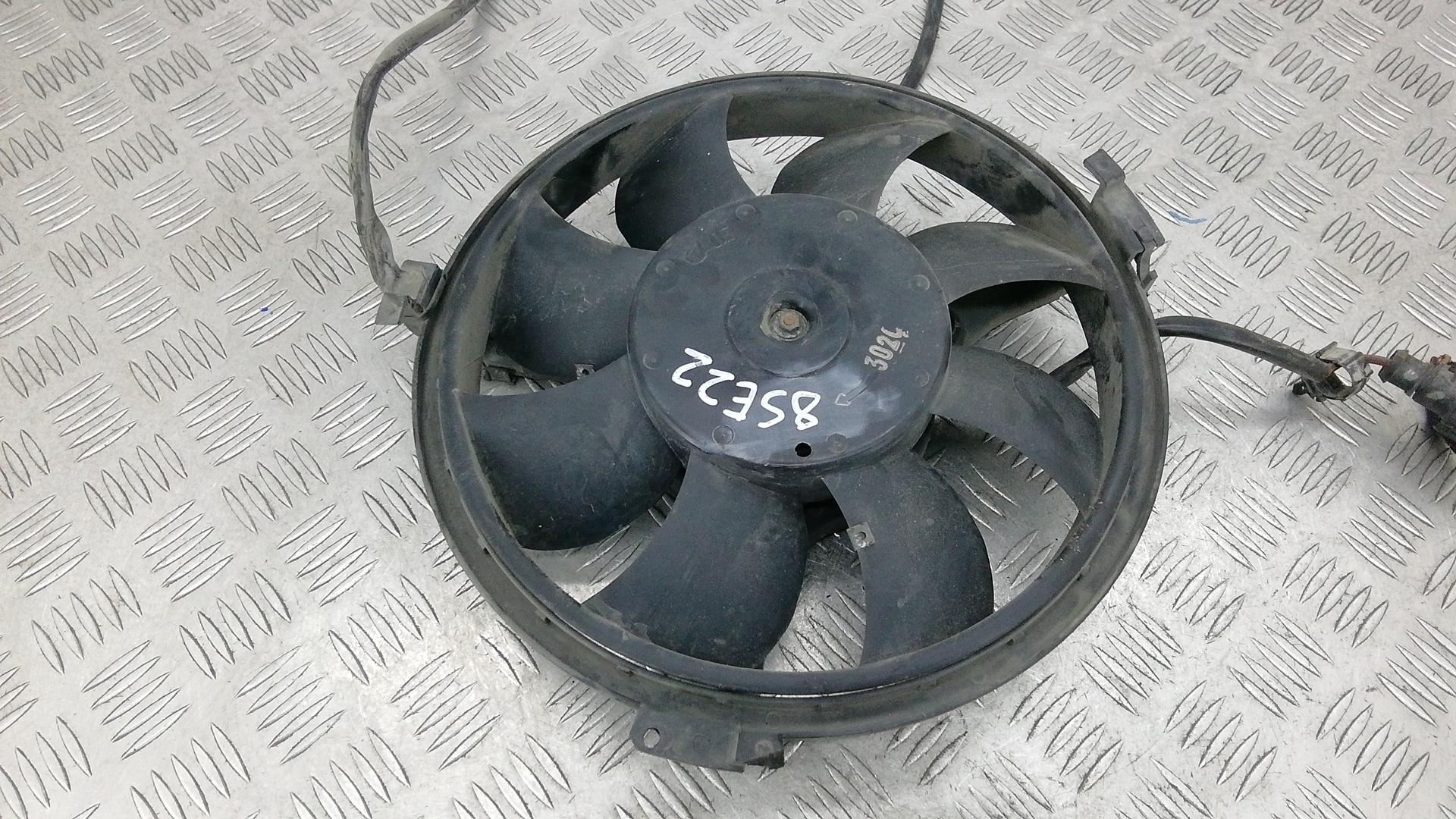 Вентилятор радиатора, VOLKSWAGEN, PASSAT B5, 2002