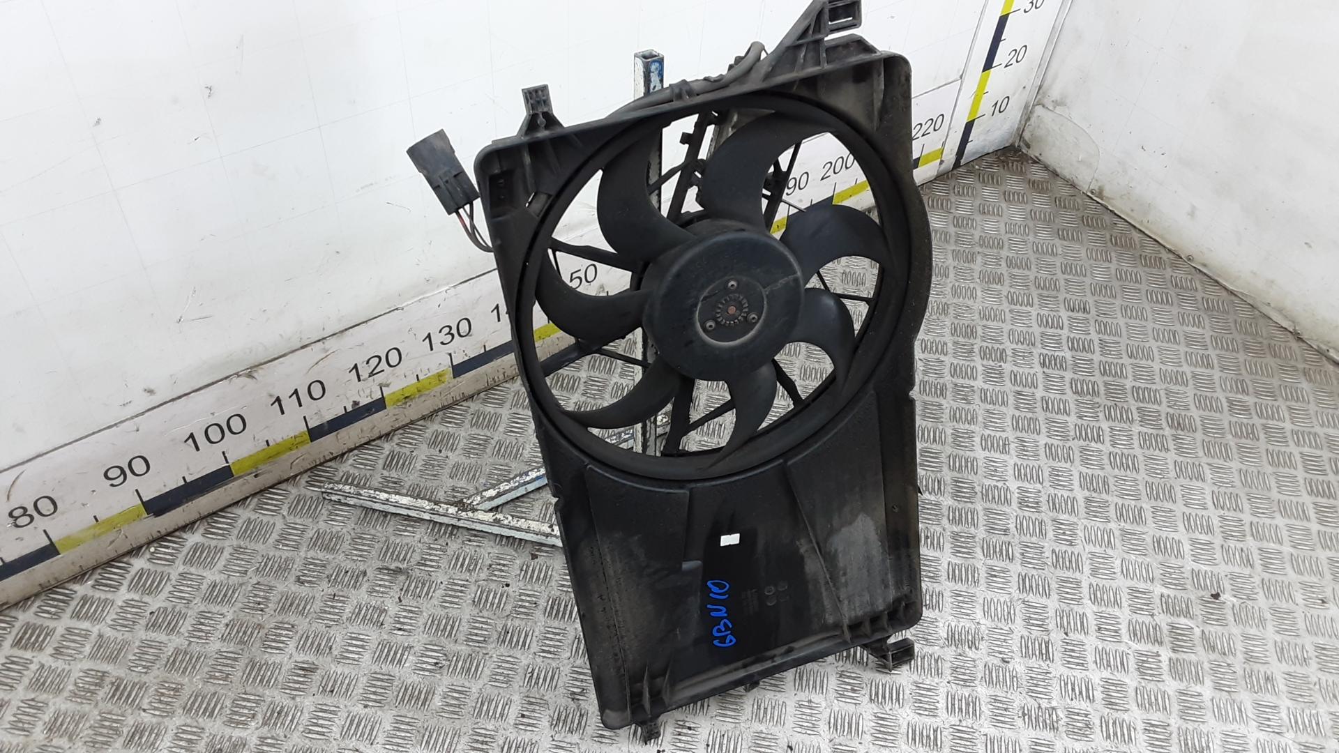 Вентилятор радиатора, FORD, FOCUS 2, 2010