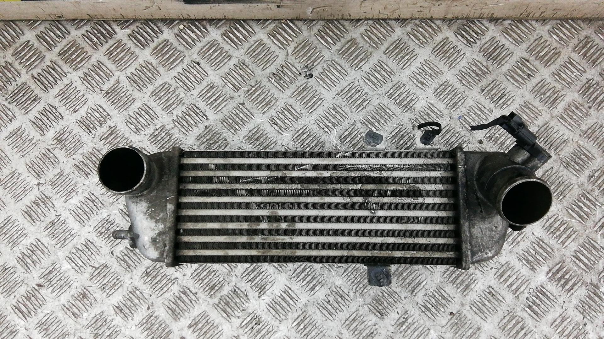 Радиатор интеркуллера, HYUNDAI, I30 FD, 2011
