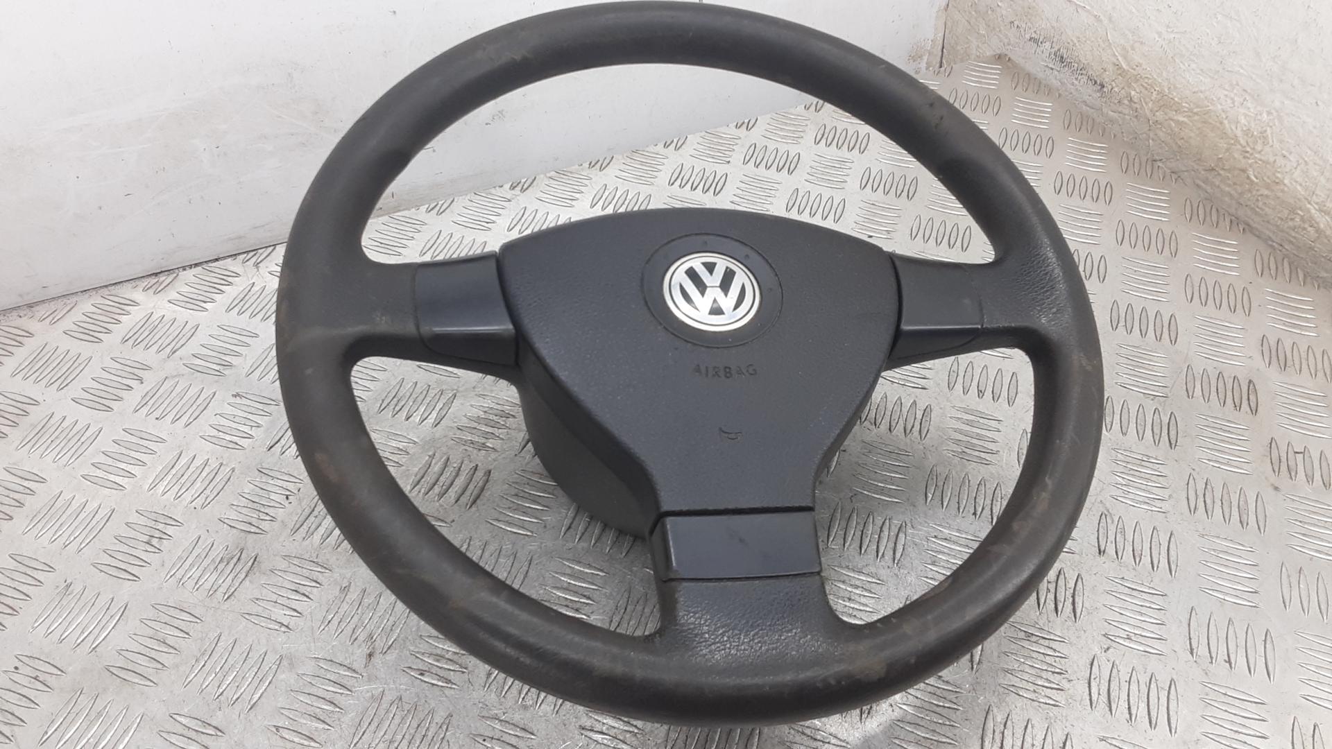 Рулевое колесо, VOLKSWAGEN, CADDY 3, 2006