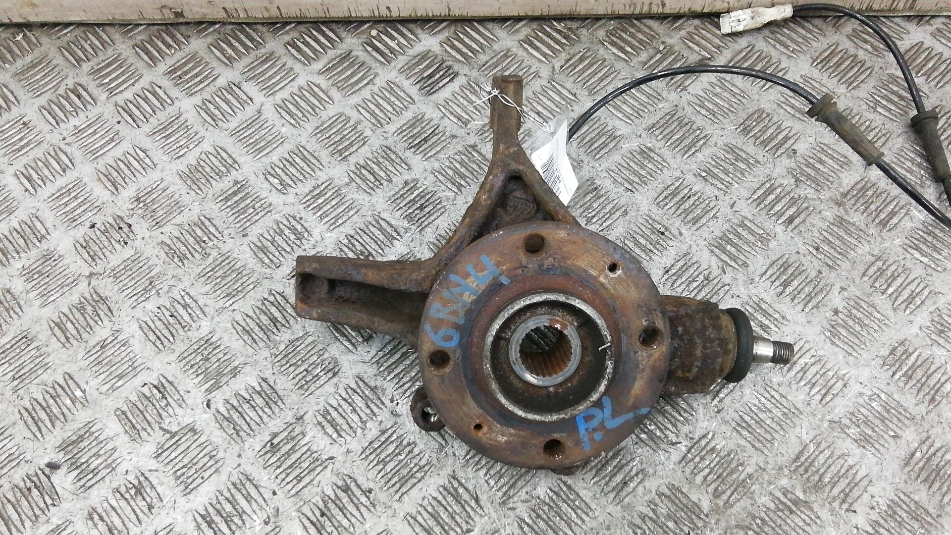 Ступица передняя левая, PEUGEOT, 307, 2006