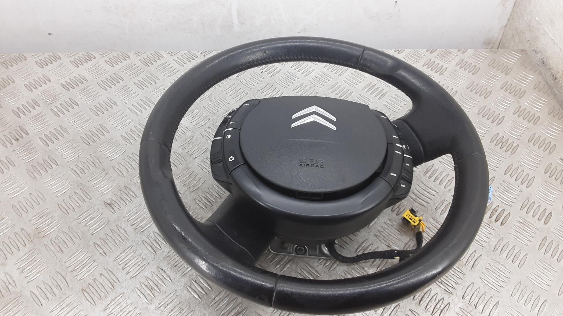 Рулевое колесо, CITROEN, C4 1, 2005