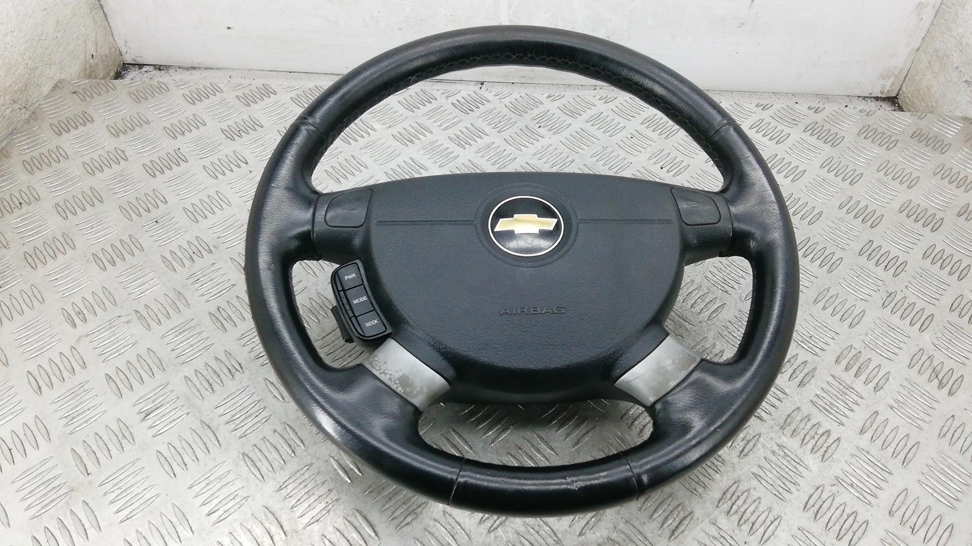 Рулевое колесо, CHEVROLET, AVEO 1, 2009