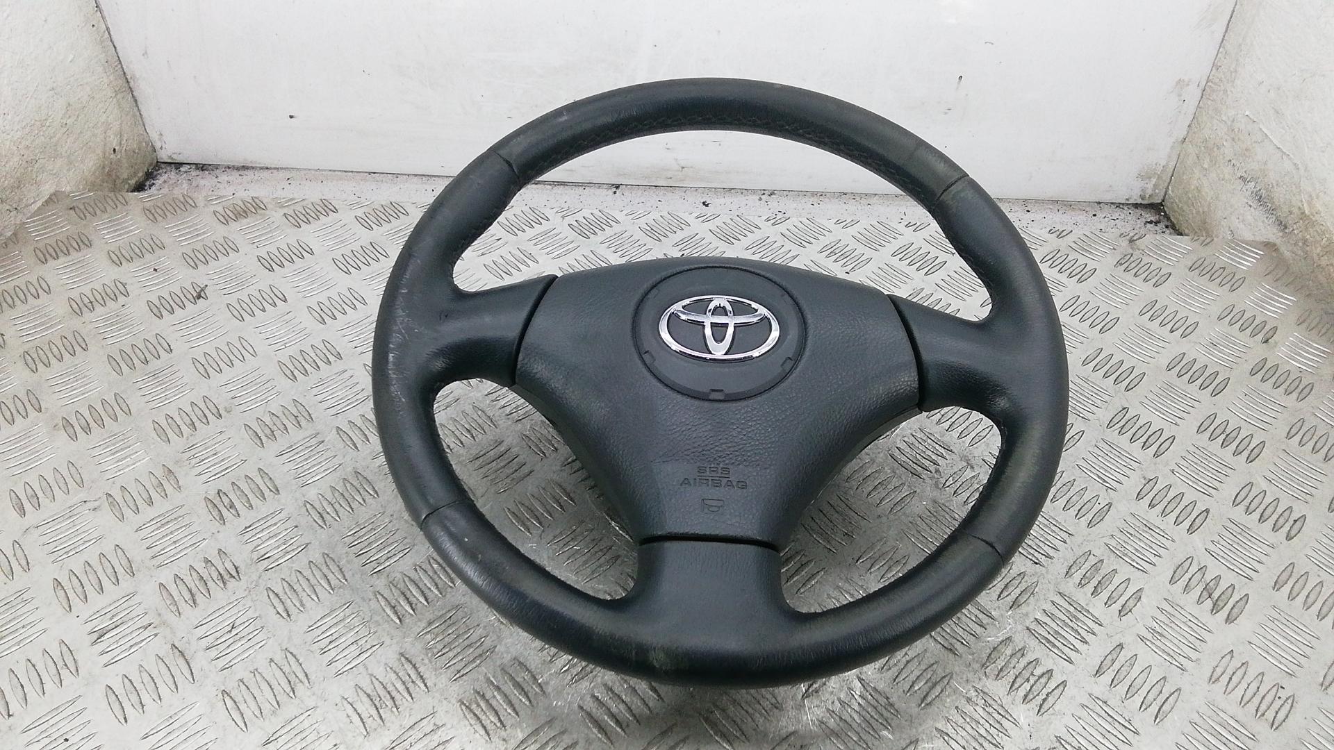 Рулевое колесо, TOYOTA, COROLLA E12, 2004