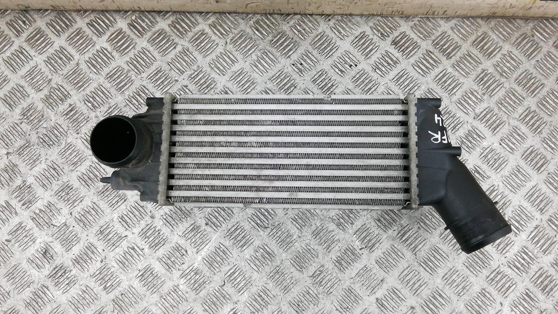 Радиатор интеркуллера, PEUGEOT, 307, 2004