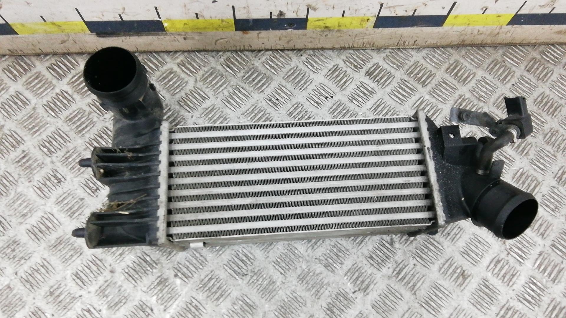 Радиатор интеркуллера, CITROEN, C5 1, 2002
