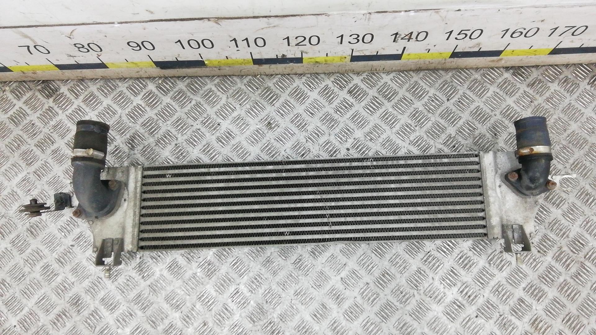 Радиатор интеркуллера, NISSAN, QASHQAI J10, 2012