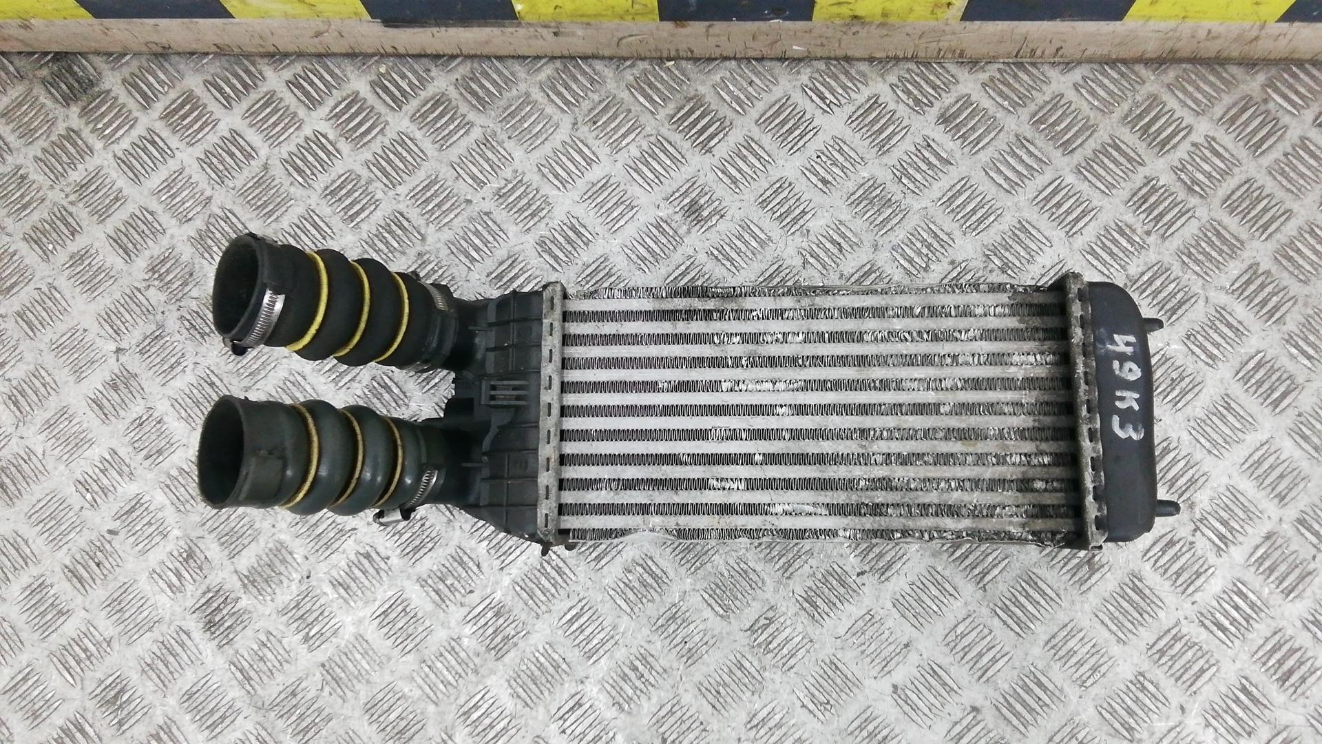 Радиатор интеркуллера, CITROEN, C3 PICASSO, 2012
