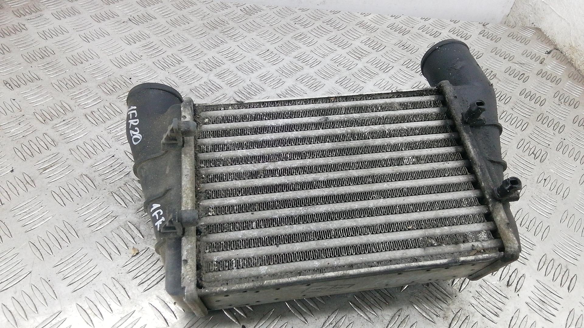 Радиатор интеркуллера, AUDI, A6 C5, 1999