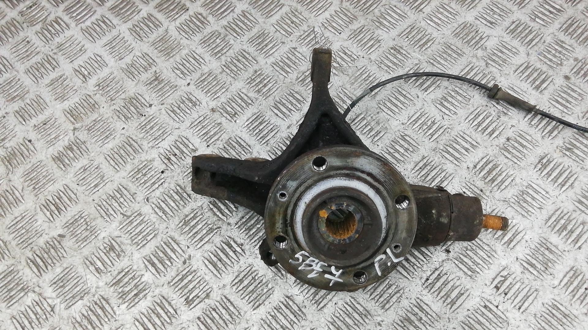 Ступица передняя левая, CITROEN, C4 1, 2005