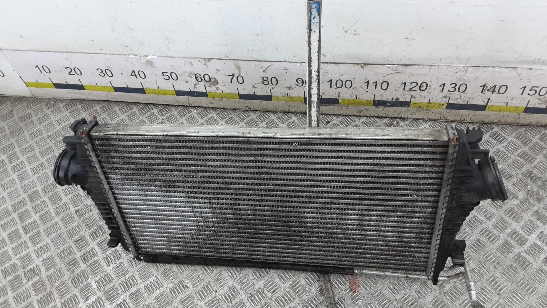 Радиатор интеркуллера, OPEL, INSIGNIA, 2010