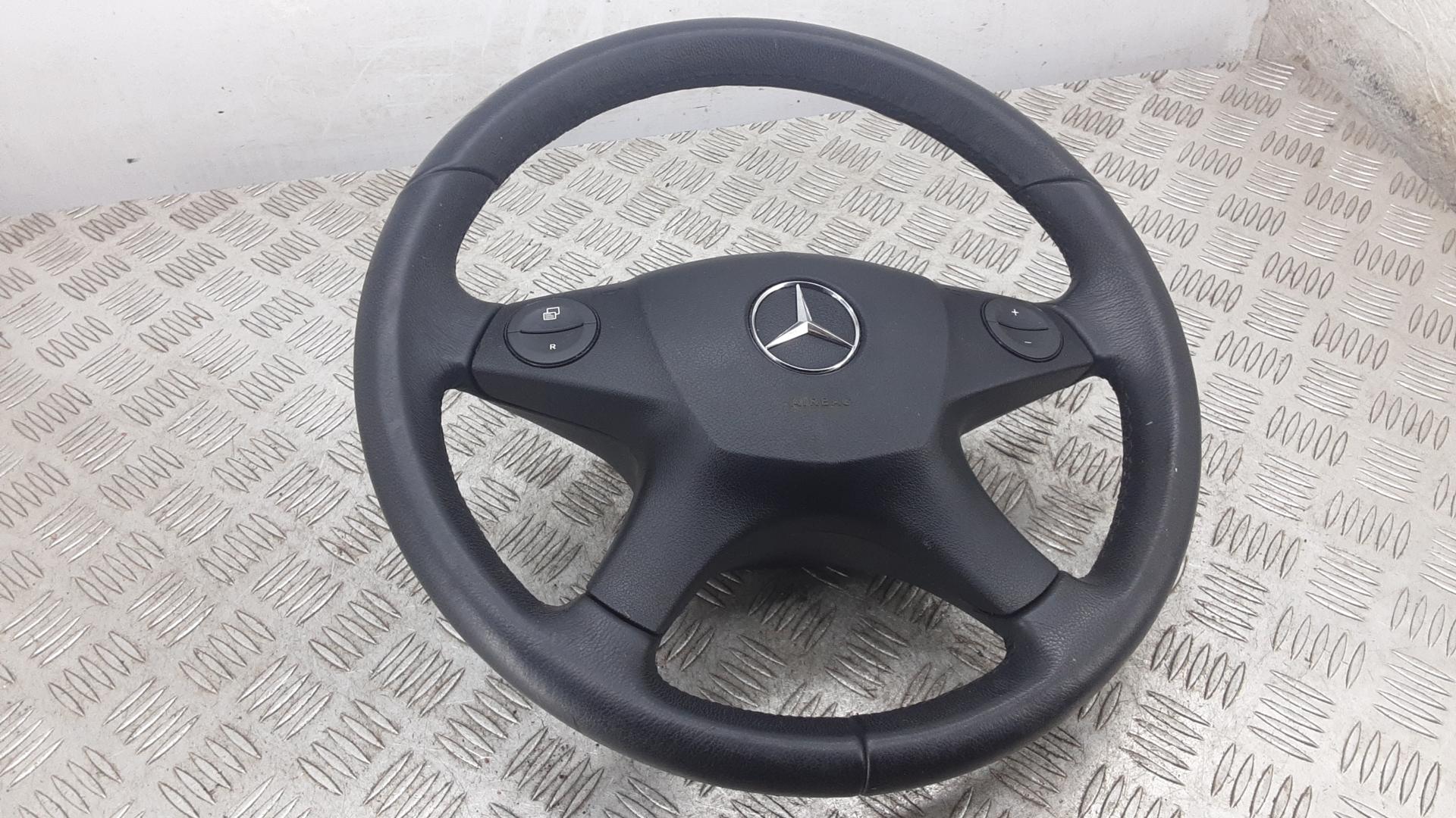Рулевое колесо, MERCEDES BENZ, C-CLASS W204, 2008
