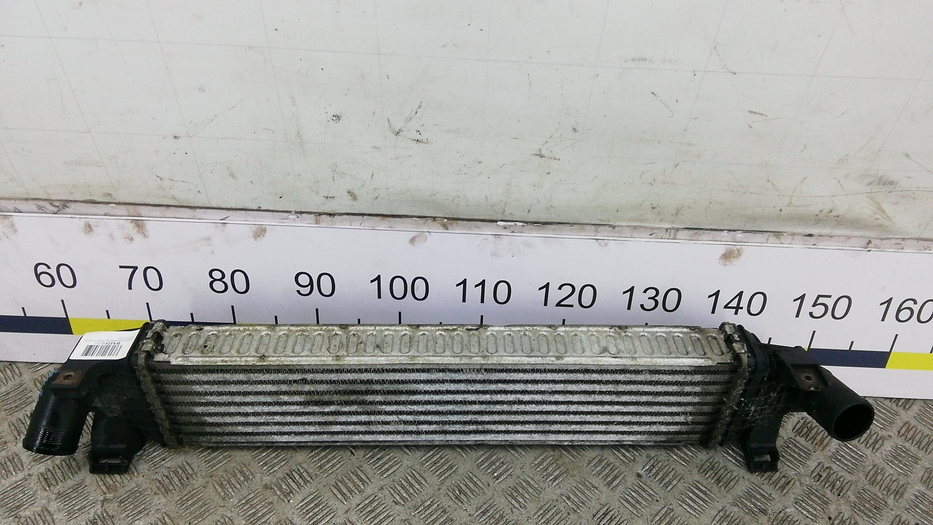 Радиатор интеркуллера, FORD, C-MAX 1, 2005