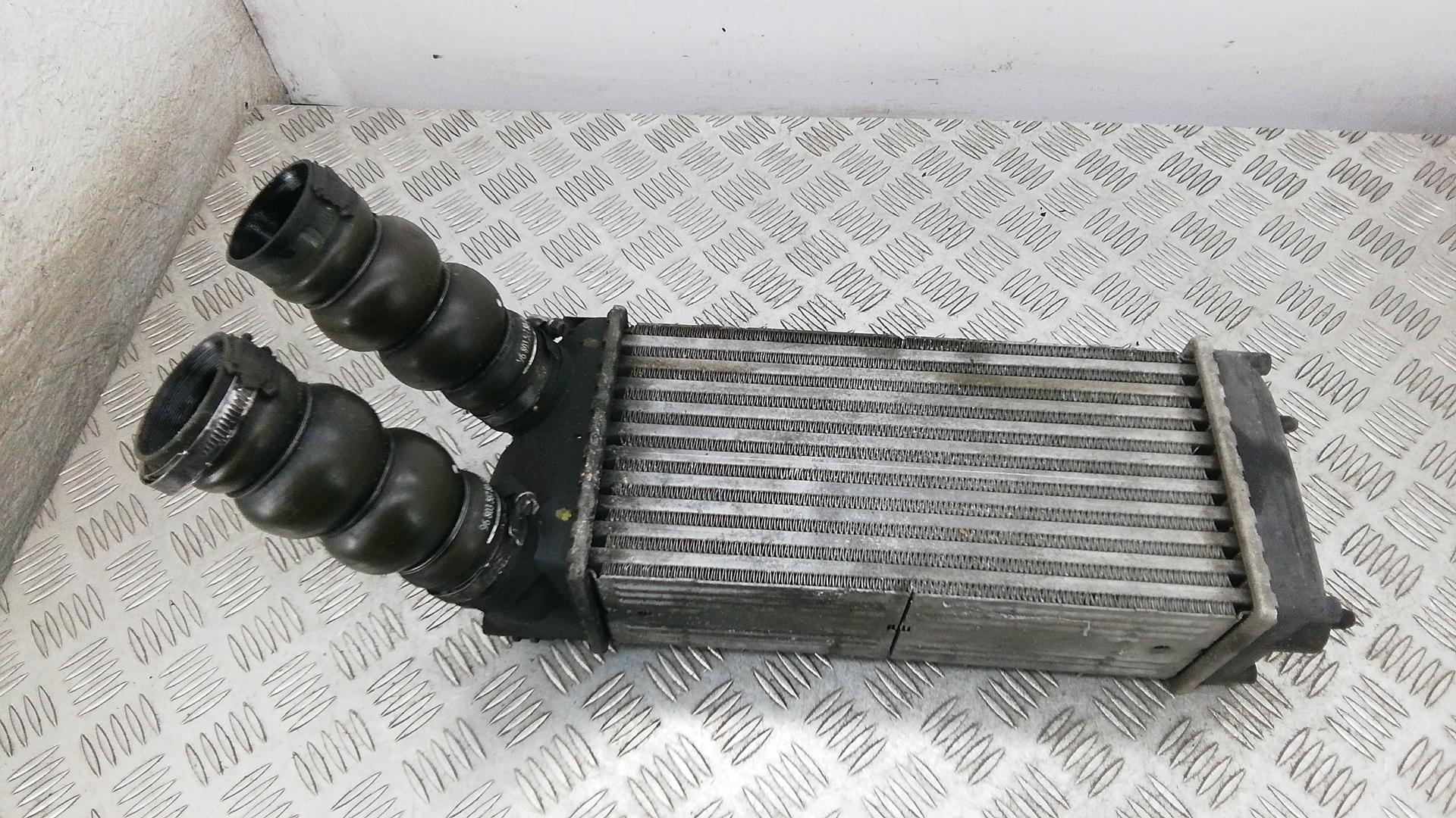Радиатор интеркуллера, PEUGEOT, 307, 2007