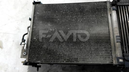 Радиатор интеркуллера, OPEL, MERIVA B, 2011