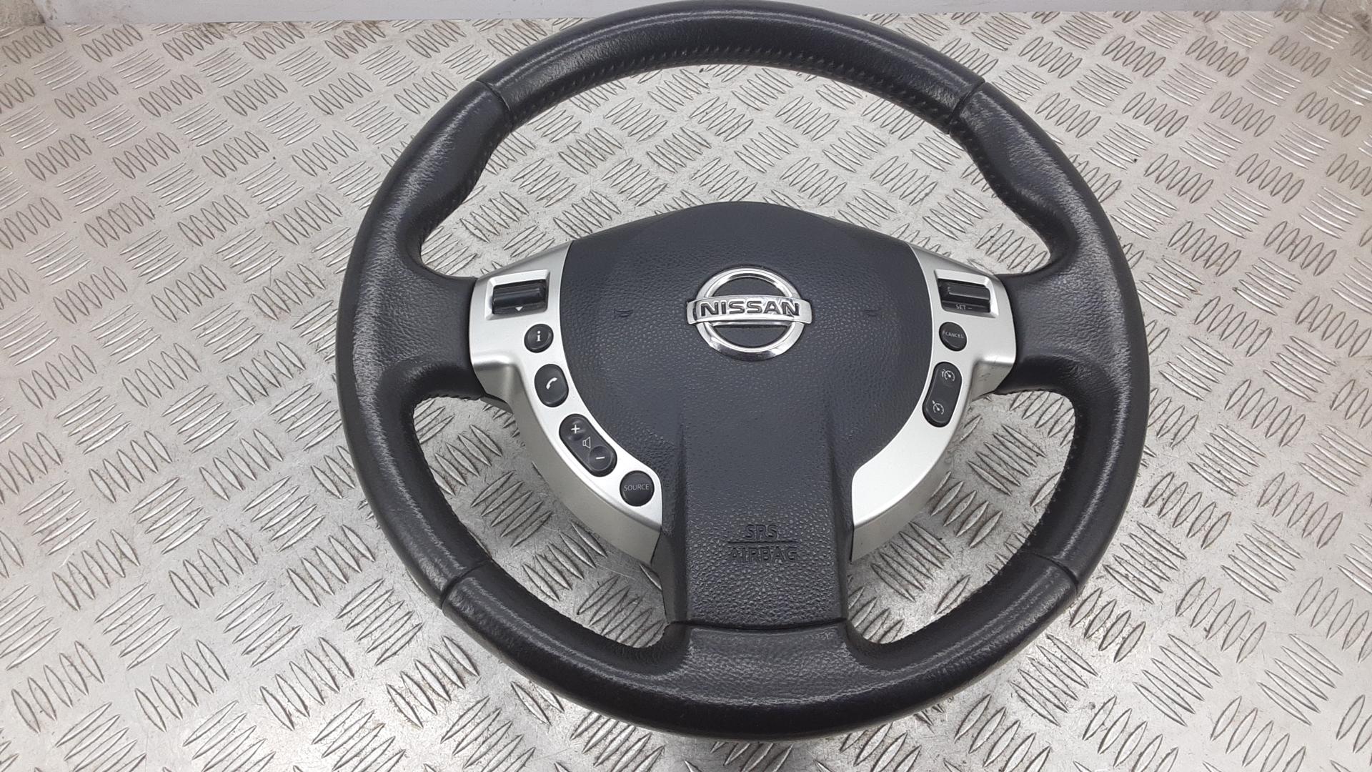 Рулевое колесо, NISSAN, QASHQAI J10, 2010