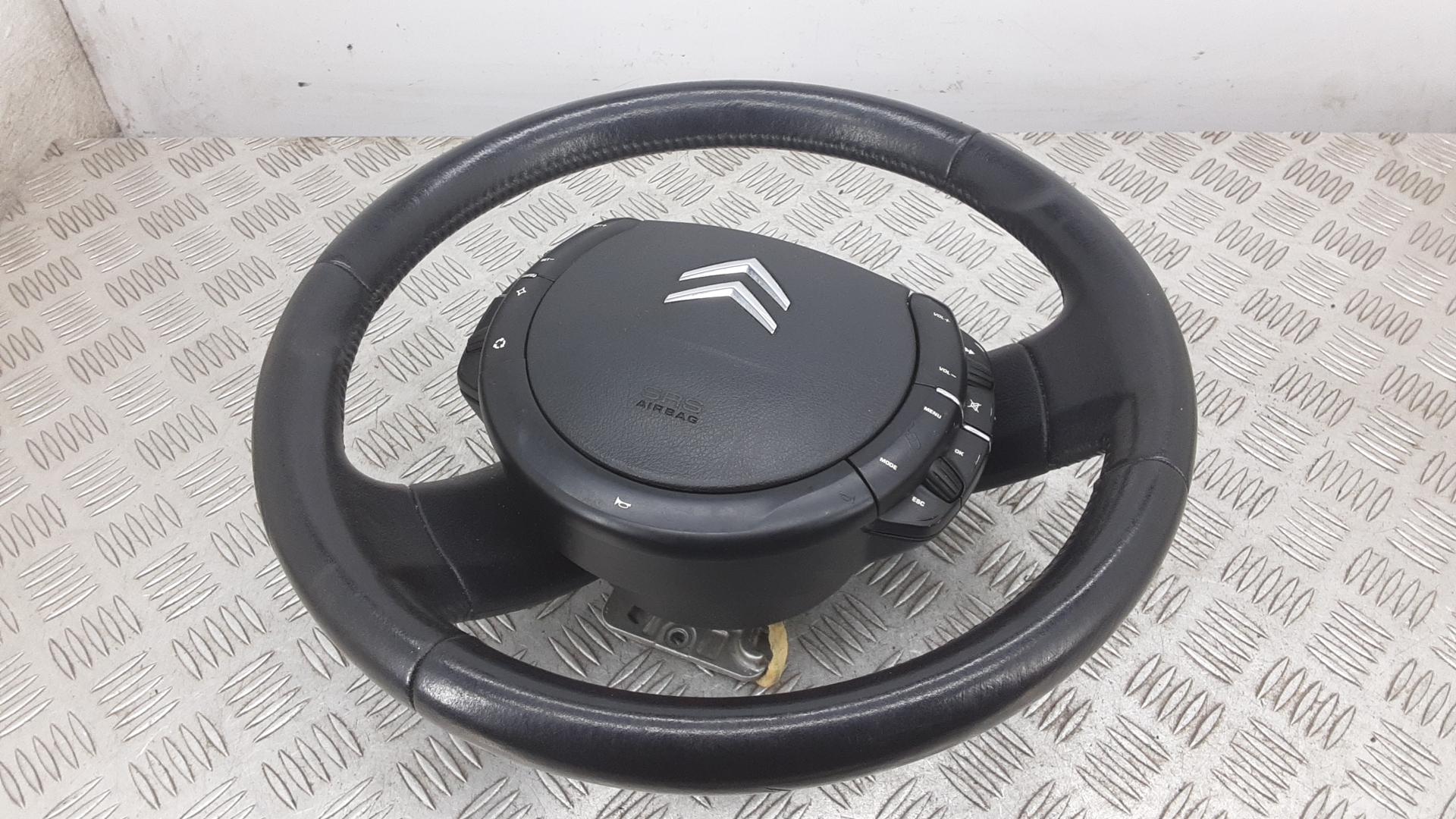 Рулевое колесо, CITROEN, C4 1, 2007