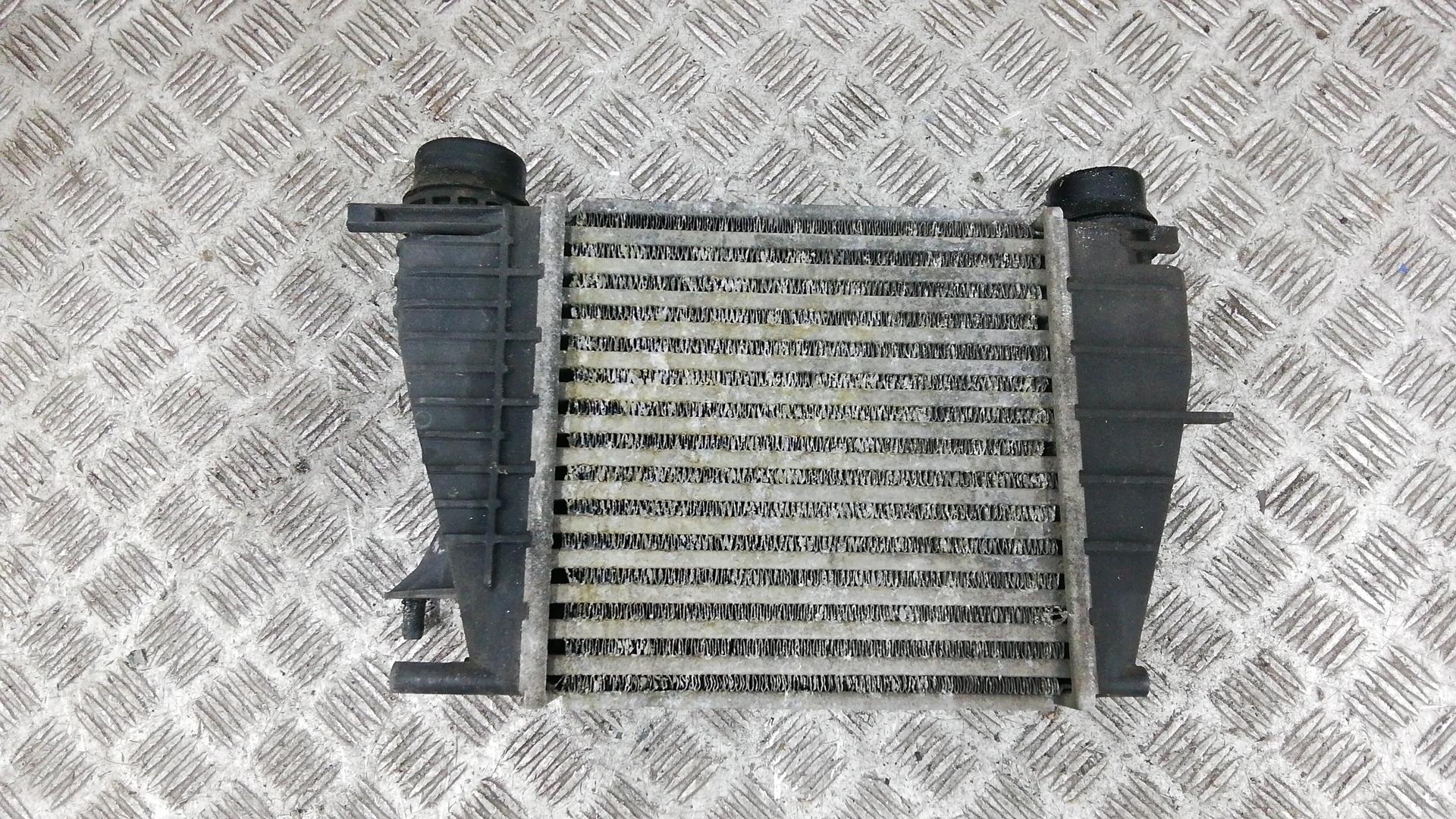 Радиатор интеркуллера, RENAULT, MODUS 2, 2011