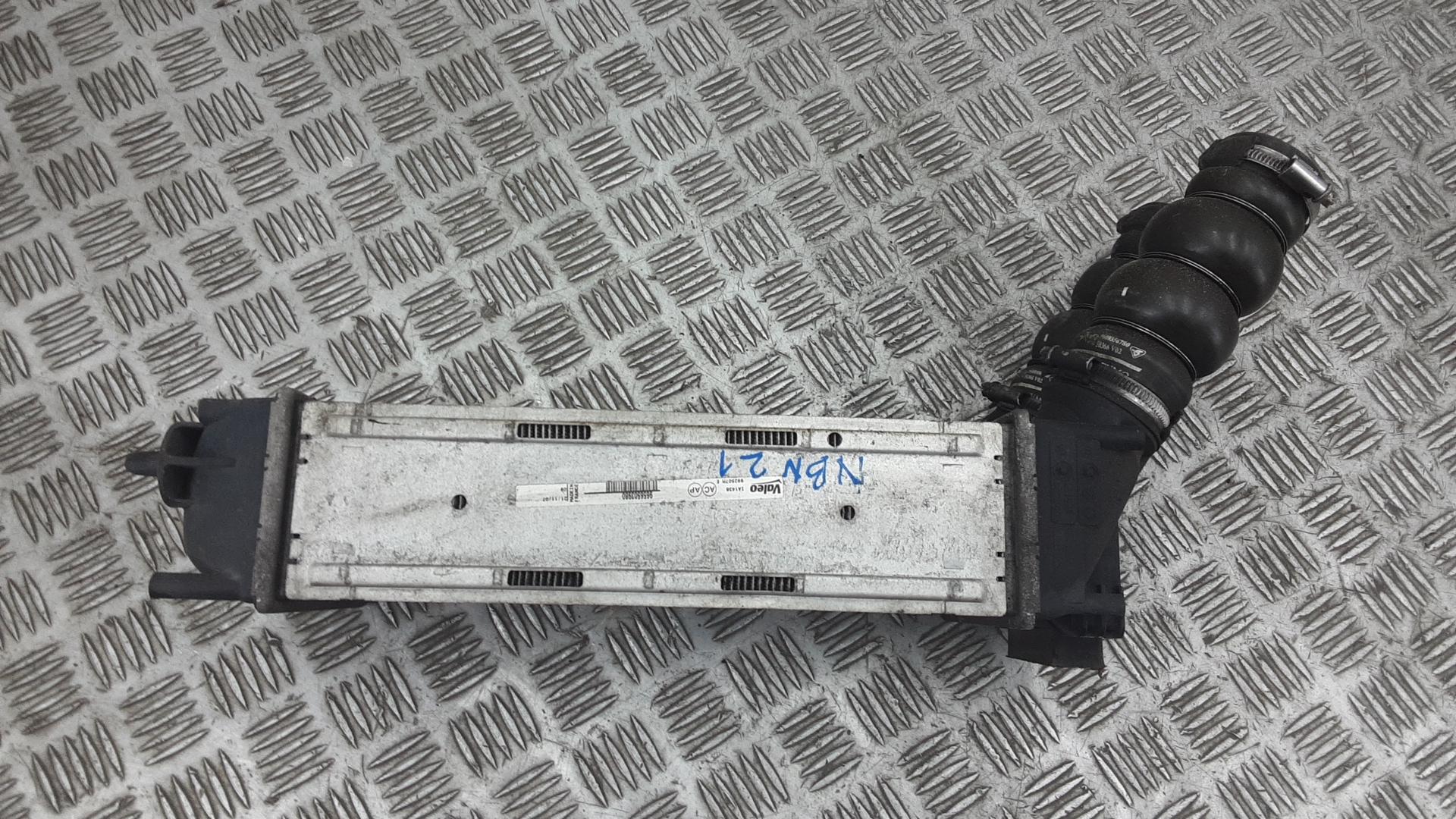 Радиатор интеркуллера, PEUGEOT, 308 1, 2008