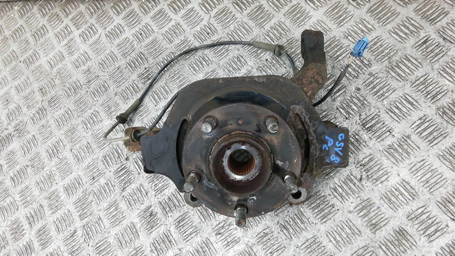 Ступица передняя левая, NISSAN, MURANO Z50, 2005