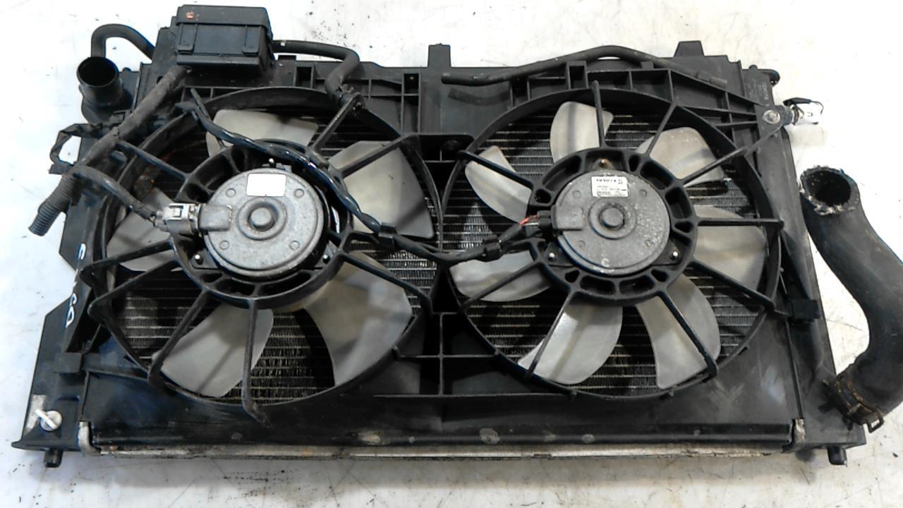 Вентилятор радиатора, TOYOTA, COROLLA E12, 2005