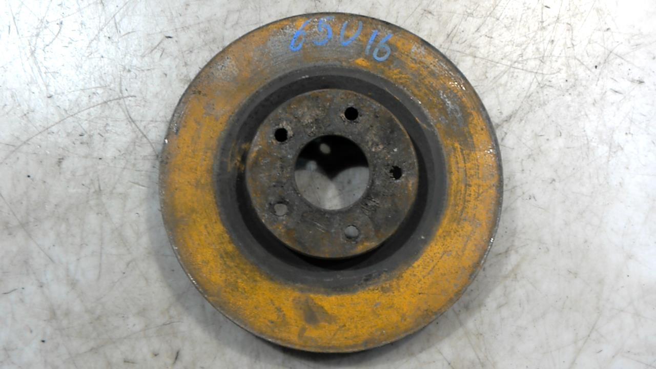 Диск тормозной передний, RENAULT, KOLEOS, 2008