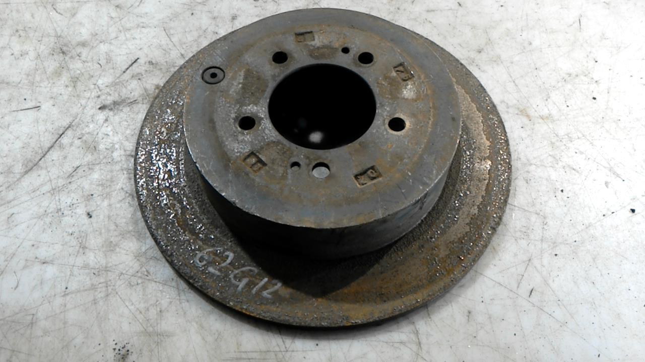 Диск тормозной задний, PEUGEOT, 4007, 2007