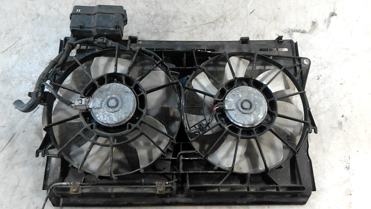 Вентилятор радиатора, TOYOTA, COROLLA VERSO 2, 2008