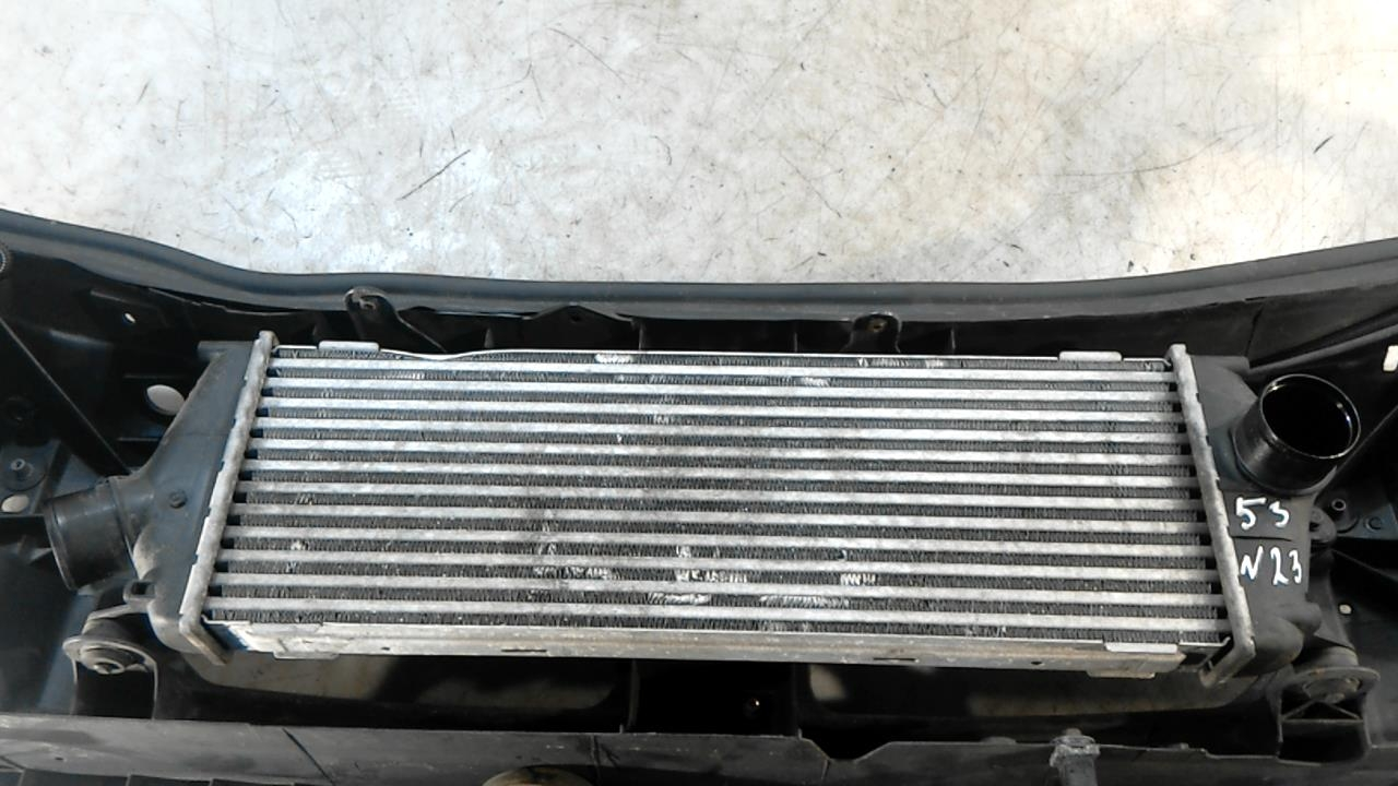Радиатор интеркуллера, OPEL, VIVARO, 2014