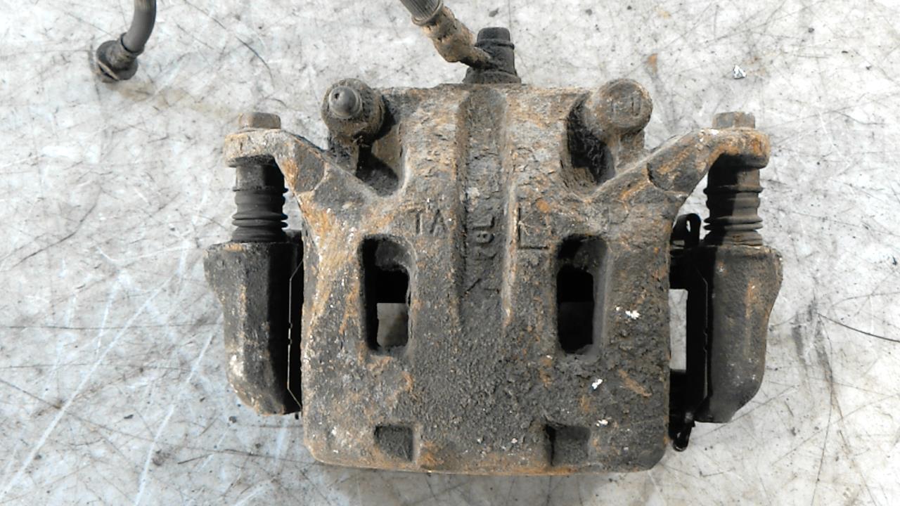 Суппорт тормозной передний левый, NISSAN, NAVARA D40, 2007