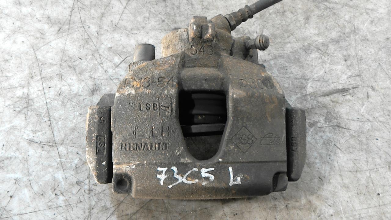 Суппорт тормозной передний левый, RENAULT, SCENIC 2, 2008