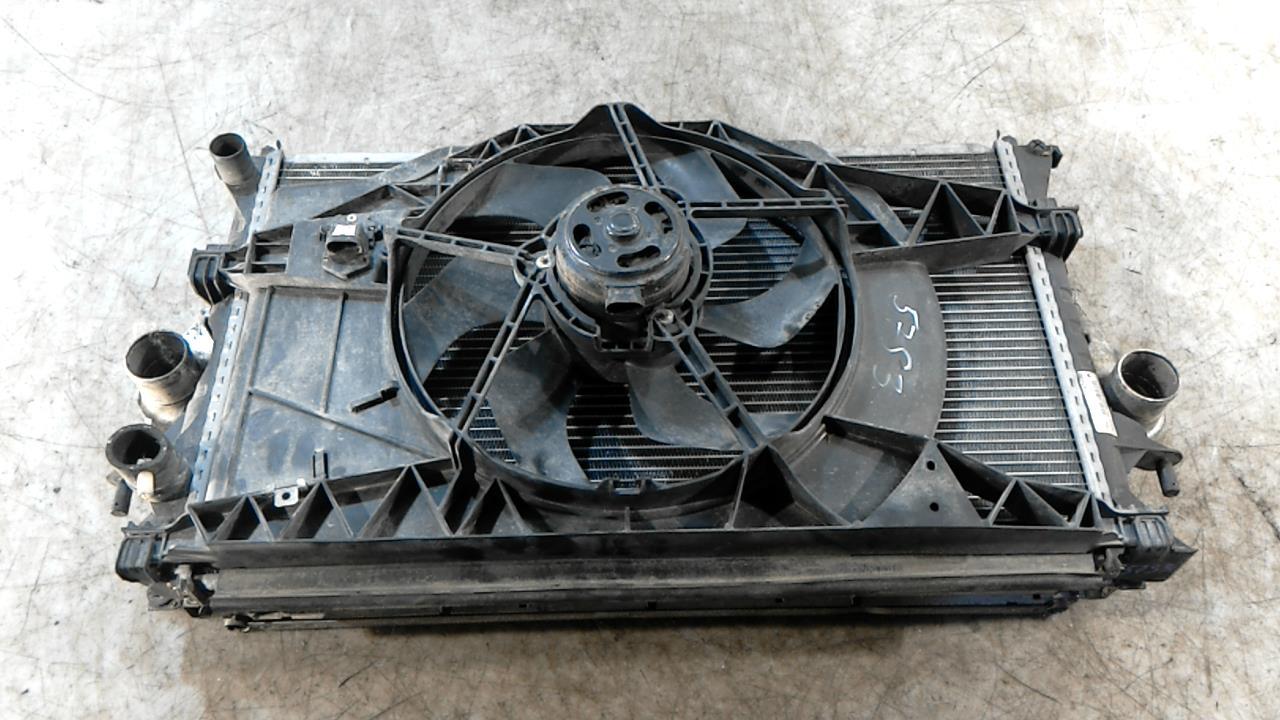 Вентилятор радиатора, NISSAN, PRIMERA P12, 2003