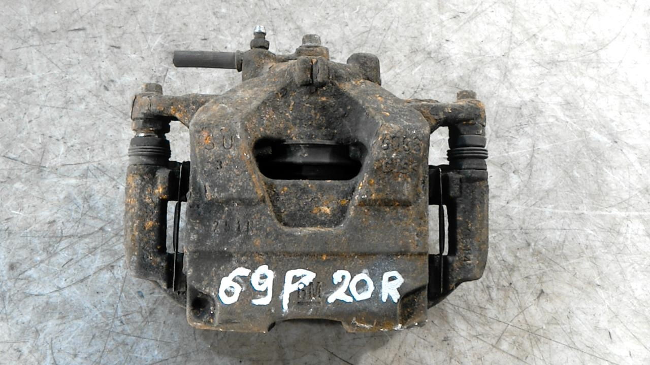 Суппорт тормозной передний правый, OPEL, ASTRA J, 2011