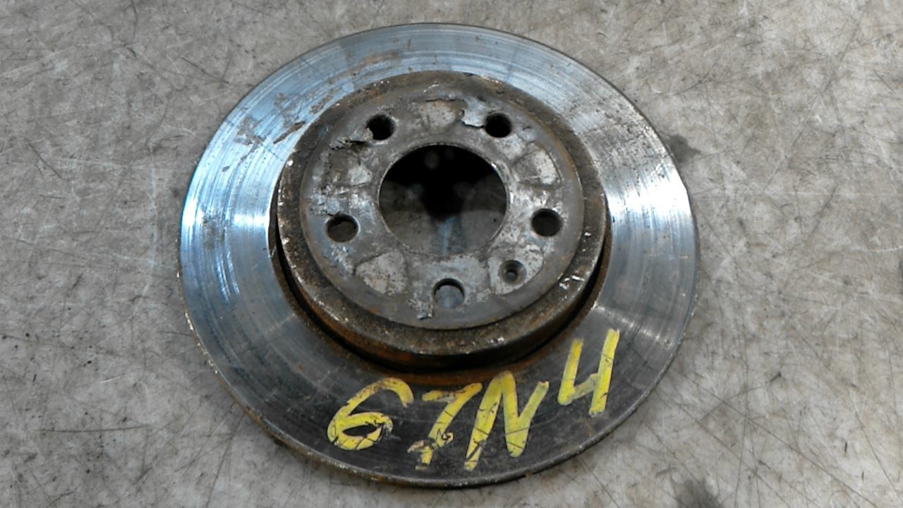 Диск тормозной задний, AUDI, A4 B7, 2005