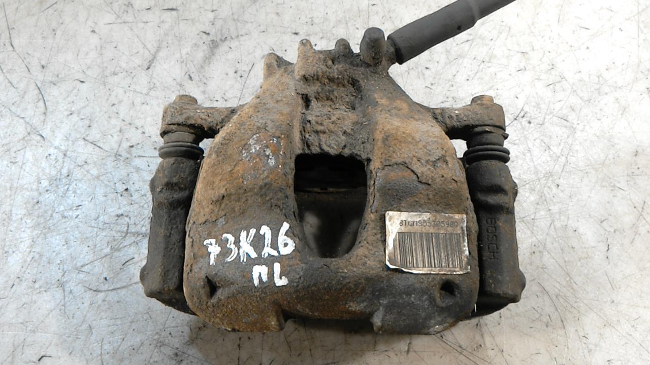 Суппорт тормозной передний левый, PEUGEOT, 3008, 2011