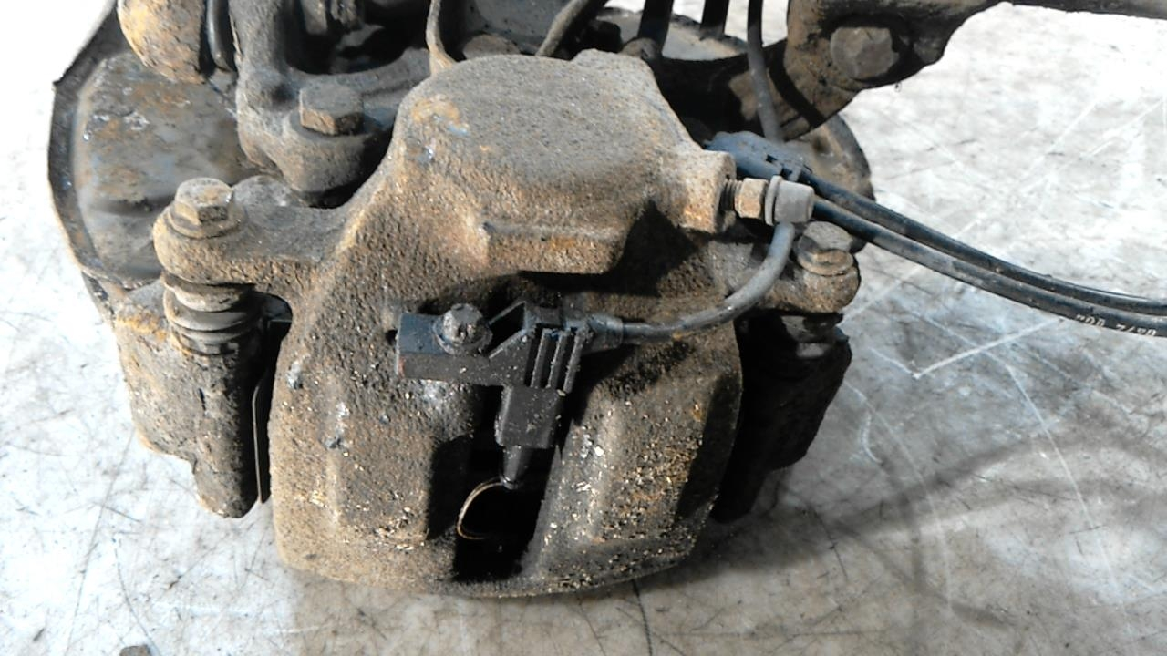 Суппорт тормозной передний правый, MERCEDES BENZ, C-CLASS W203, 2004