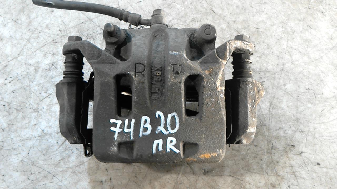 Суппорт тормозной передний правый, NISSAN, MURANO Z50, 2006