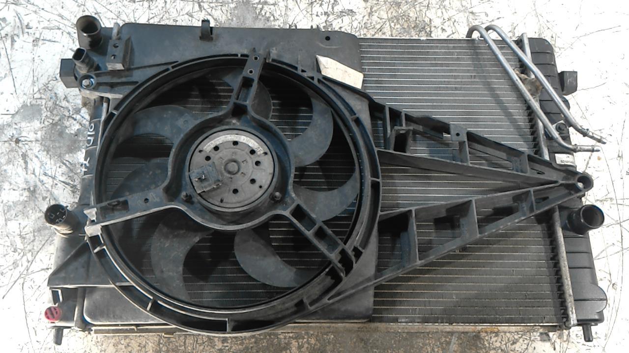 Вентилятор радиатора, OPEL, OMEGA C, 2001