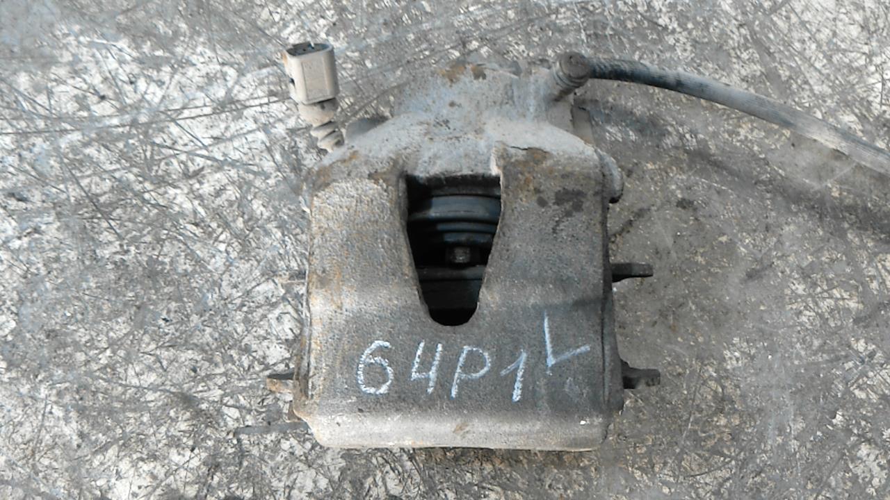 Суппорт тормозной передний левый, SKODA, FABIA 2, 2008